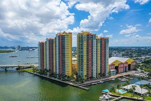 2640 Lake Shore Drive #911, Riviera Beach, FL 33404 (#RX-10653263) :: Posh Properties