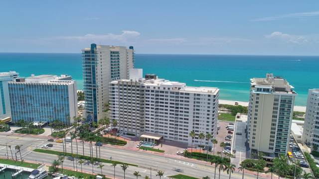 5005 Collins Avenue Ph-8, Miami Beach, FL 33140 (#RX-10653265) :: The Rizzuto Woodman Team