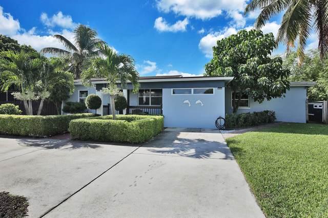 3190 Dolan Road, Palm Springs, FL 33406 (MLS #RX-10653424) :: Berkshire Hathaway HomeServices EWM Realty