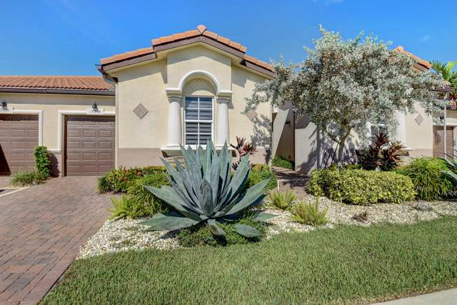 15044 Via Porta, Delray Beach, FL 33446 (MLS #RX-10653515) :: Berkshire Hathaway HomeServices EWM Realty