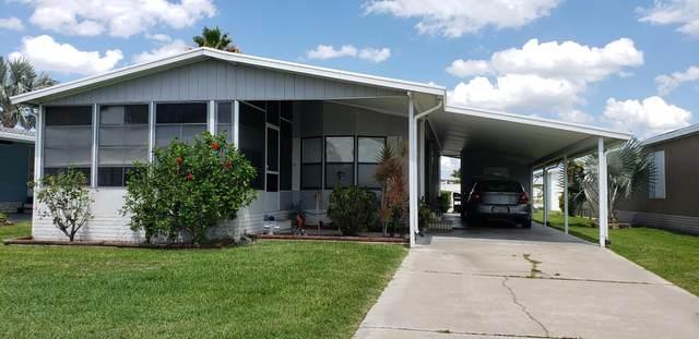 1601 Hwy 441 Unit 145 SE, Okeechobee, FL 34974 (MLS #RX-10653533) :: Berkshire Hathaway HomeServices EWM Realty