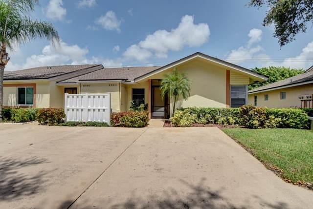 8593 Sunbird Place, Boca Raton, FL 33496 (#RX-10653575) :: Posh Properties