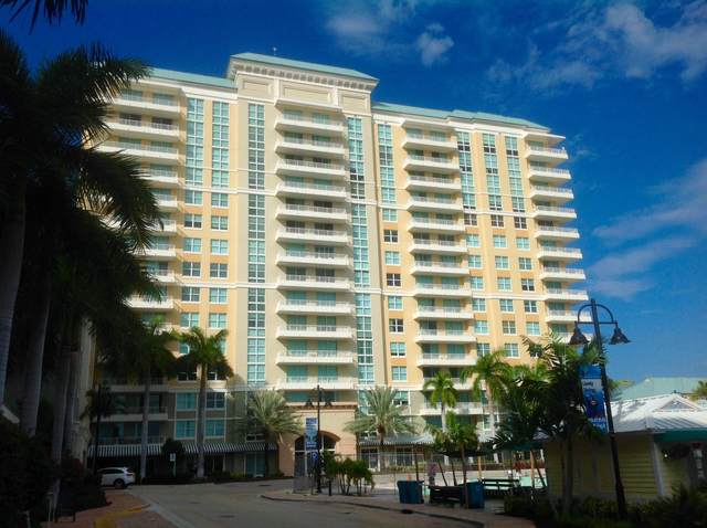 700 E Boynton Beach Boulevard #403, Boynton Beach, FL 33435 (MLS #RX-10653620) :: Berkshire Hathaway HomeServices EWM Realty