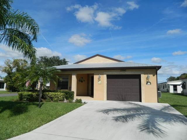 23 Alhambra S, Port Saint Lucie, FL 34952 (MLS #RX-10653643) :: Berkshire Hathaway HomeServices EWM Realty
