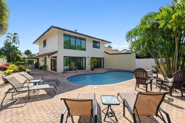 392 SW 29th Avenue, Delray Beach, FL 33445 (MLS #RX-10653802) :: Berkshire Hathaway HomeServices EWM Realty