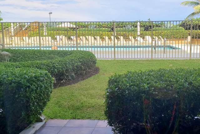 3200 S Ocean Boulevard 101A, Palm Beach, FL 33480 (#RX-10653814) :: Posh Properties