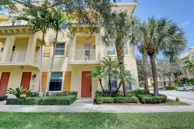 1218 Via Fatini, Boynton Beach, FL 33426 (MLS #RX-10653833) :: Berkshire Hathaway HomeServices EWM Realty