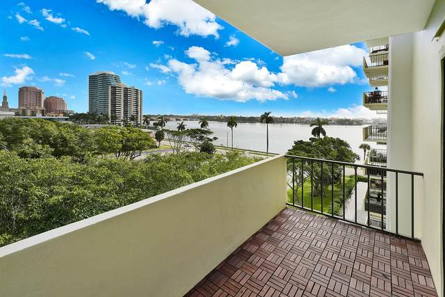 1501 S Flagler Drive 6A, West Palm Beach, FL 33401 (#RX-10653838) :: Posh Properties