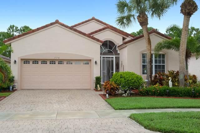176 NW Lawton Road, Port Saint Lucie, FL 34986 (MLS #RX-10653859) :: Miami Villa Group