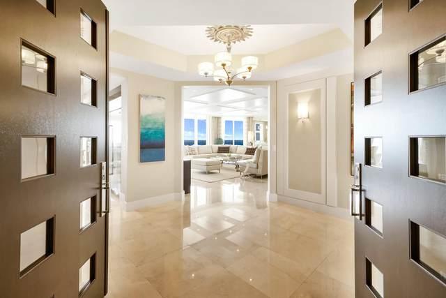 2700 N Ocean Drive 2202A, Singer Island, FL 33404 (MLS #RX-10653908) :: Berkshire Hathaway HomeServices EWM Realty