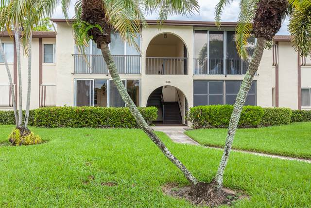 336 Knotty Pine Circle C-1, Greenacres, FL 33463 (#RX-10653940) :: Posh Properties