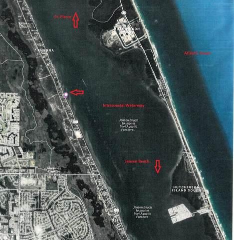 9505 S Indian River S Drive, Fort Pierce, FL 34950 (MLS #RX-10653964) :: Berkshire Hathaway HomeServices EWM Realty
