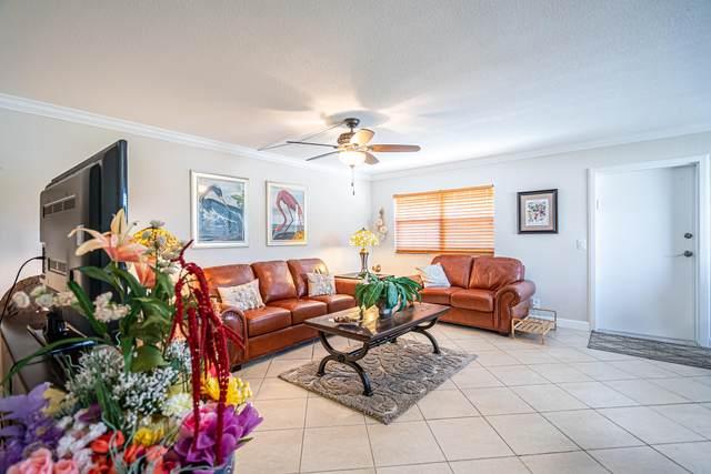 409 Brittany Drive #I, Delray Beach, FL 33446 (#RX-10654063) :: Posh Properties