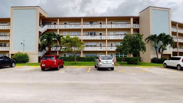 313 Southampton A, West Palm Beach, FL 33417 (MLS #RX-10654070) :: Berkshire Hathaway HomeServices EWM Realty