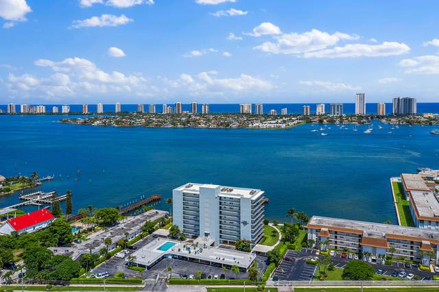 3040 Lake Shore Drive #803, Riviera Beach, FL 33404 (#RX-10654100) :: Posh Properties