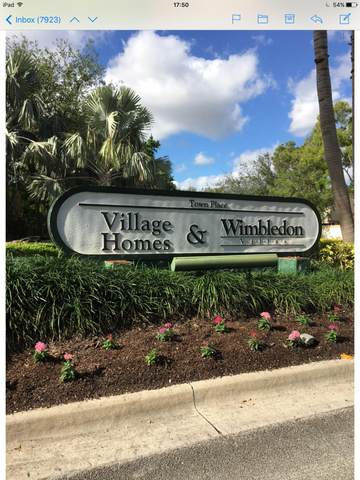 5873 Fox Hollow Drive A, Boca Raton, FL 33486 (#RX-10654145) :: Realty One Group ENGAGE