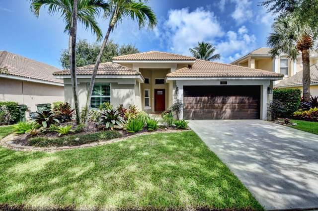 583 Canoe Point, Delray Beach, FL 33444 (MLS #RX-10654169) :: Berkshire Hathaway HomeServices EWM Realty