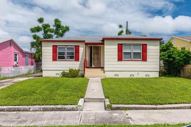 923 34th Street, West Palm Beach, FL 33407 (#RX-10654186) :: The Rizzuto Woodman Team