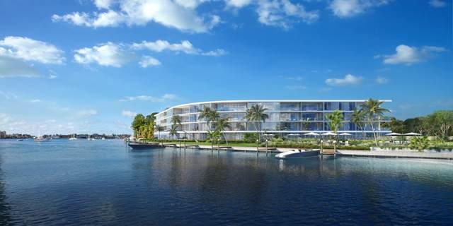 725 S Ocean Boulevard #208, Boca Raton, FL 33432 (MLS #RX-10654280) :: Berkshire Hathaway HomeServices EWM Realty