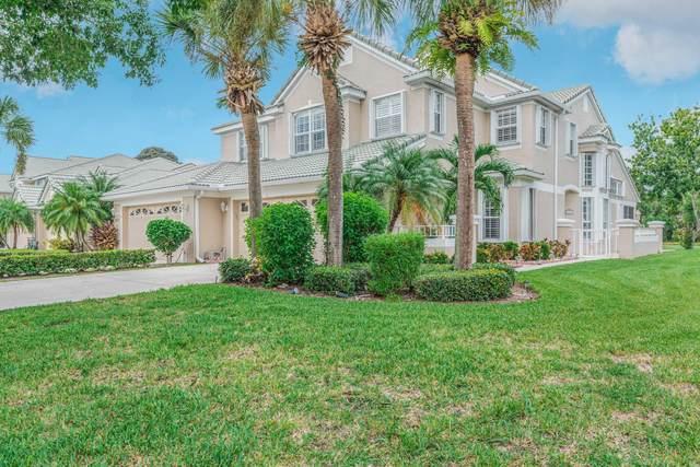 1651 SW Harbour Isles Circle #24, Saint Lucie West, FL 34986 (MLS #RX-10654370) :: Berkshire Hathaway HomeServices EWM Realty