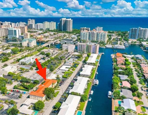 2829 NE 30th Street Apt 205, Fort Lauderdale, FL 33306 (#RX-10654430) :: The Rizzuto Woodman Team