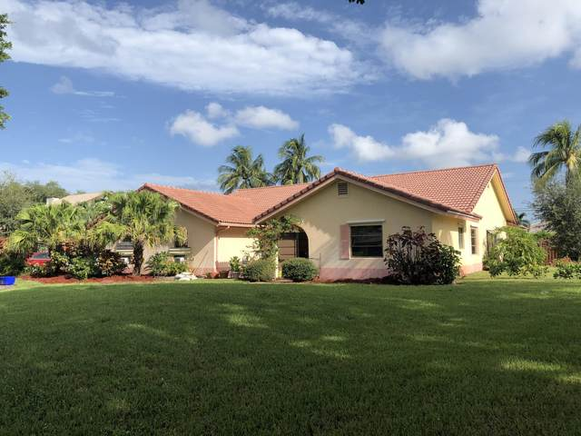 3805 Lowson Boulevard, Delray Beach, FL 33445 (MLS #RX-10654435) :: Berkshire Hathaway HomeServices EWM Realty