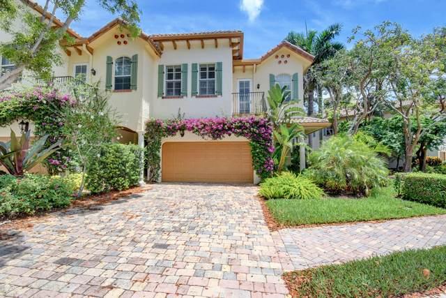 1501 Estuary Trail, Delray Beach, FL 33483 (MLS #RX-10654452) :: Berkshire Hathaway HomeServices EWM Realty