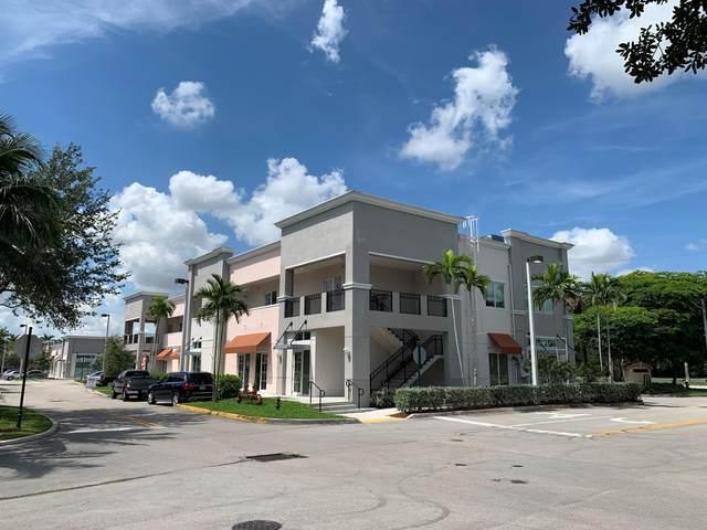 2201 Palm Avenue 4-207, Miramar, FL 33025 (MLS #RX-10654455) :: Berkshire Hathaway HomeServices EWM Realty