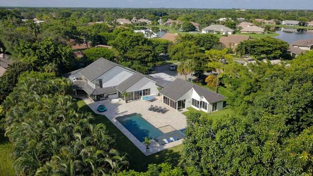 3265 Trafalger Circle, Boca Raton, FL 33434 (MLS #RX-10654535) :: THE BANNON GROUP at RE/MAX CONSULTANTS REALTY I