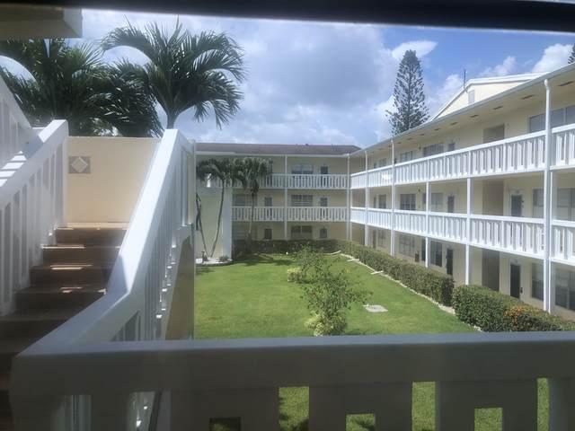 236 Dorset F #236, Boca Raton, FL 33434 (#RX-10654579) :: Posh Properties