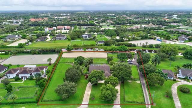 14564 Rolling Rock Place, Wellington, FL 33414 (MLS #RX-10654644) :: Berkshire Hathaway HomeServices EWM Realty
