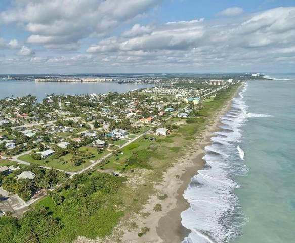0 Surfside Drive, Fort Pierce, FL 34949 (#RX-10654656) :: The Rizzuto Woodman Team