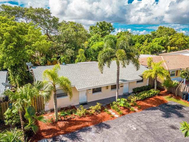 460 NW 17th Place, Fort Lauderdale, FL 33311 (#RX-10654696) :: The Rizzuto Woodman Team