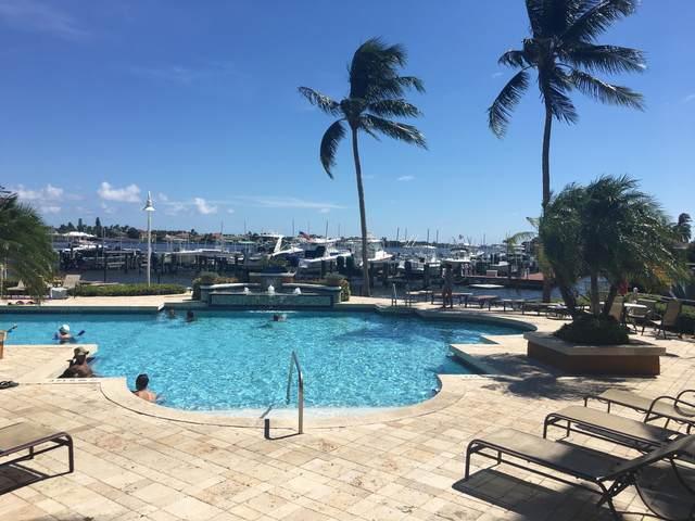 180 Yacht Club Way #307, Hypoluxo, FL 33462 (#RX-10654704) :: Posh Properties