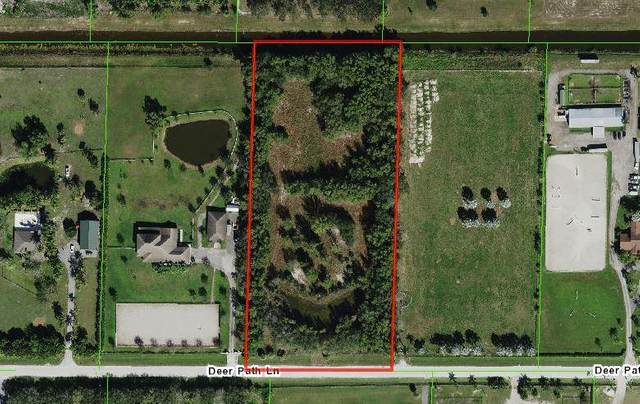 16363 Deer Path Lane, Wellington, FL 33470 (#RX-10654718) :: Ryan Jennings Group