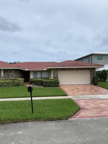 7296 San Sebastian Drive, Boca Raton, FL 33433 (#RX-10654777) :: Ryan Jennings Group