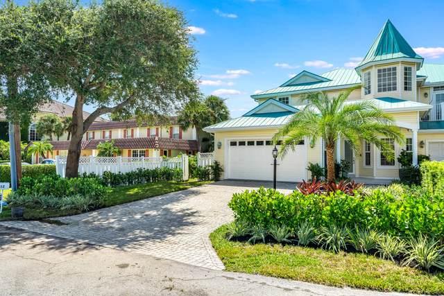 1012 Del Harbour Drive, Delray Beach, FL 33483 (#RX-10654792) :: Posh Properties
