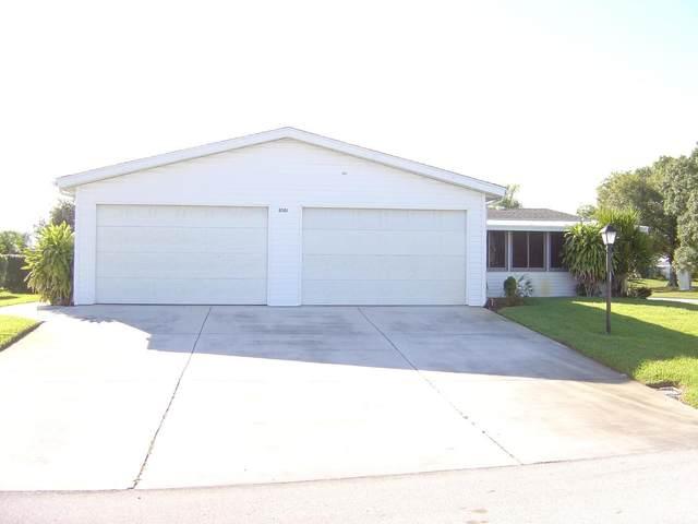 8501 Viburnum Court, Port Saint Lucie, FL 34952 (MLS #RX-10654874) :: Berkshire Hathaway HomeServices EWM Realty