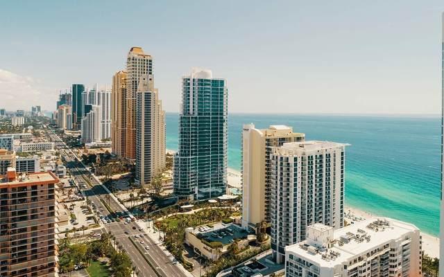 250 174th  Street #1518, Sunny Isles Beach, FL 33160 (MLS #RX-10654921) :: Castelli Real Estate Services