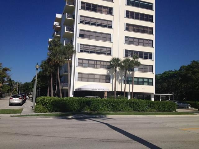 1501 S Flagler Drive 5F, West Palm Beach, FL 33401 (#RX-10654952) :: Posh Properties