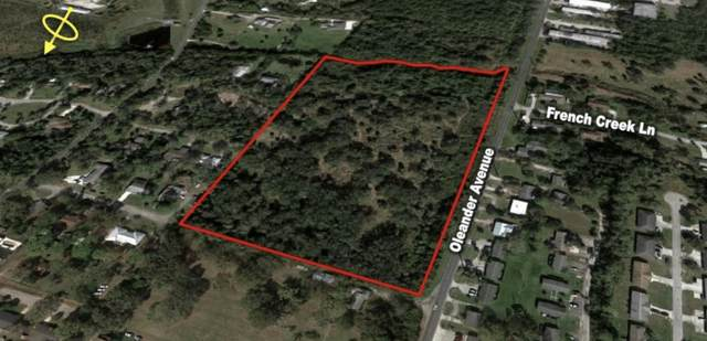 Tbd Oleander Avenue, Fort Pierce, FL 34982 (MLS #RX-10654958) :: Berkshire Hathaway HomeServices EWM Realty