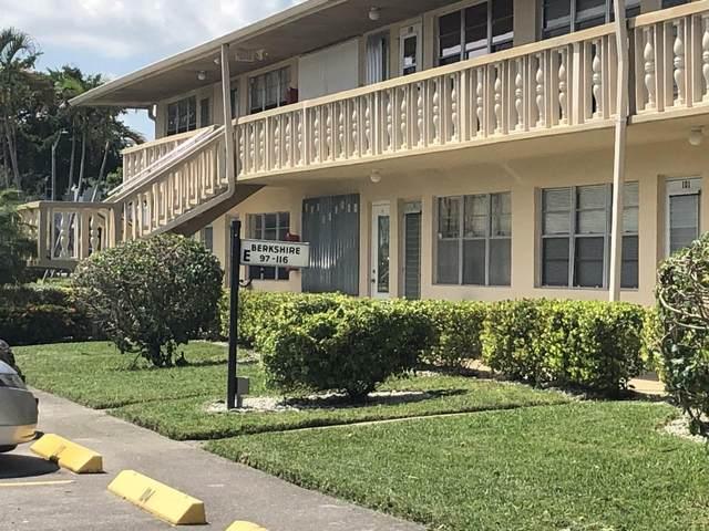 111 Berkshire E #111, West Palm Beach, FL 33417 (#RX-10655019) :: Baron Real Estate