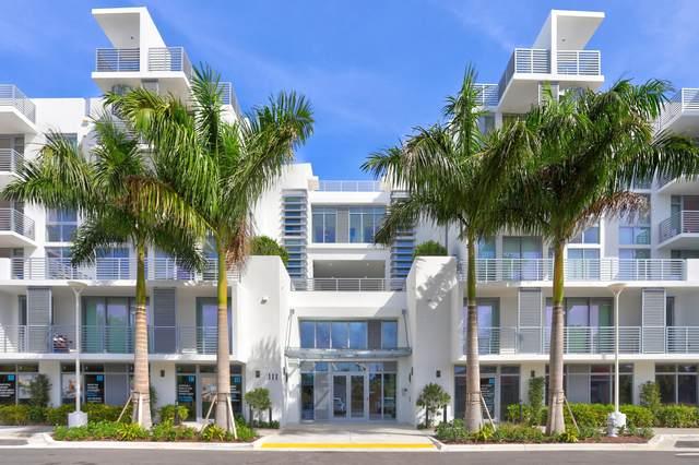 111 SE 1st Avenue #418, Delray Beach, FL 33444 (MLS #RX-10655074) :: Berkshire Hathaway HomeServices EWM Realty