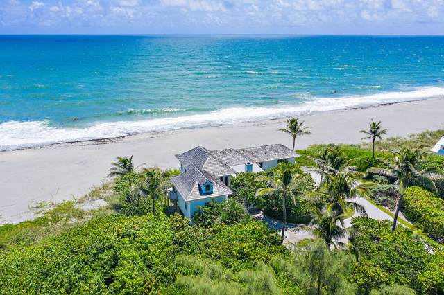 151 N Beach Road, Hobe Sound, FL 33455 (#RX-10655090) :: Realty One Group ENGAGE