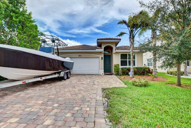 860 Palm Tree Lane, Haverhill, FL 33415 (MLS #RX-10655112) :: Berkshire Hathaway HomeServices EWM Realty