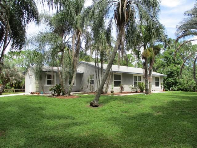 14677 87th Street N, Loxahatchee, FL 33470 (#RX-10655127) :: Treasure Property Group
