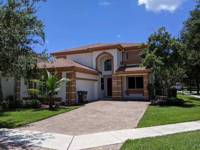290 Gazetta Way, West Palm Beach, FL 33413 (MLS #RX-10655162) :: Berkshire Hathaway HomeServices EWM Realty
