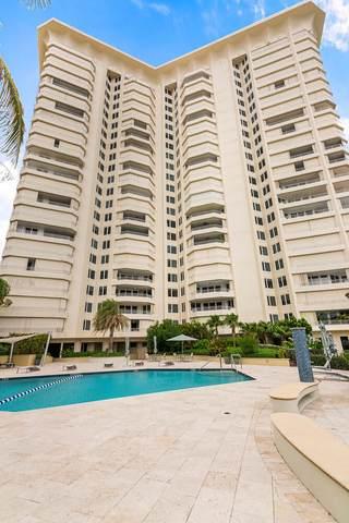 550 S Ocean Boulevard #1404, Boca Raton, FL 33432 (MLS #RX-10655199) :: Berkshire Hathaway HomeServices EWM Realty