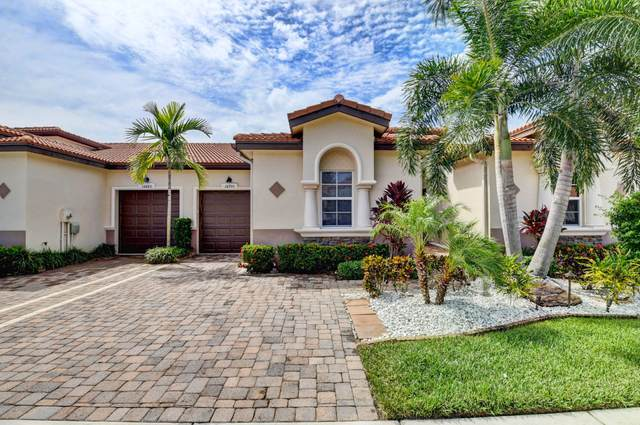 14799 Via Porta, Delray Beach, FL 33446 (MLS #RX-10655217) :: Berkshire Hathaway HomeServices EWM Realty