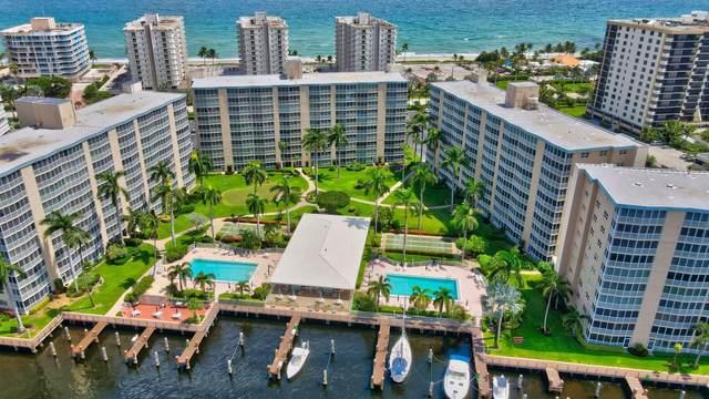 3300 S Ocean Boulevard 317C, Highland Beach, FL 33487 (#RX-10655235) :: Posh Properties